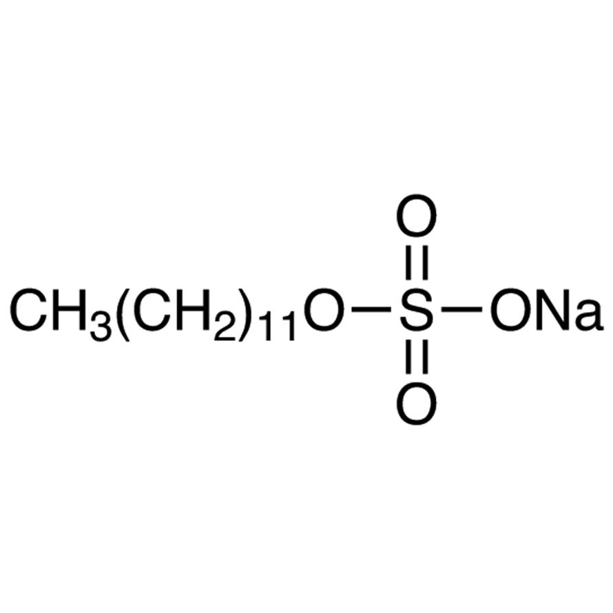 Sodium Dodecyl Sulfate [for Electrophoresis]