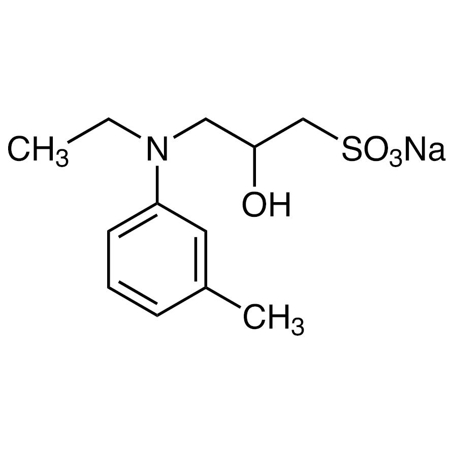 Sodium 3-[Ethyl(m-tolyl)amino]-2-hydroxy-1-propanesulfonate Hydrate