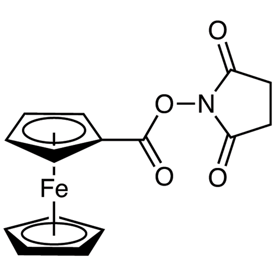 N-Succinimidyl Ferrocenecarboxylate