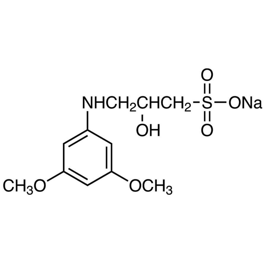 N-(2-Hydroxy-3-sulfopropyl)-3,5-dimethoxyaniline Sodium Salt [for Biochemical Research]