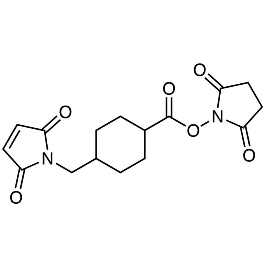 N-Succinimidyl 4-(N-Maleimidomethyl)cyclohexanecarboxylate