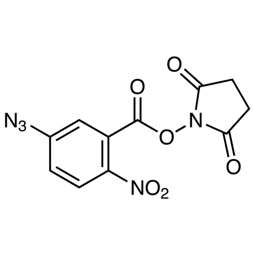N-Succinimidyl 5-Azido-2-nitrobenzoate