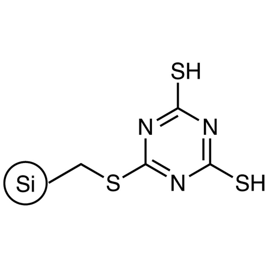 Si-TMT (=2,4,6-Trimercaptotriazine Silica Gel) (0.2-0.5mmol/g)