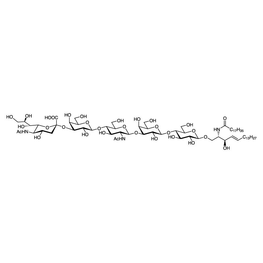 Sialyl Neolactotetraosylceramide (=Sialyl nLc4Cer)