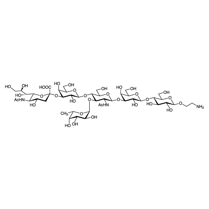 Sialyl Lewis X-Lactose Ethylamine