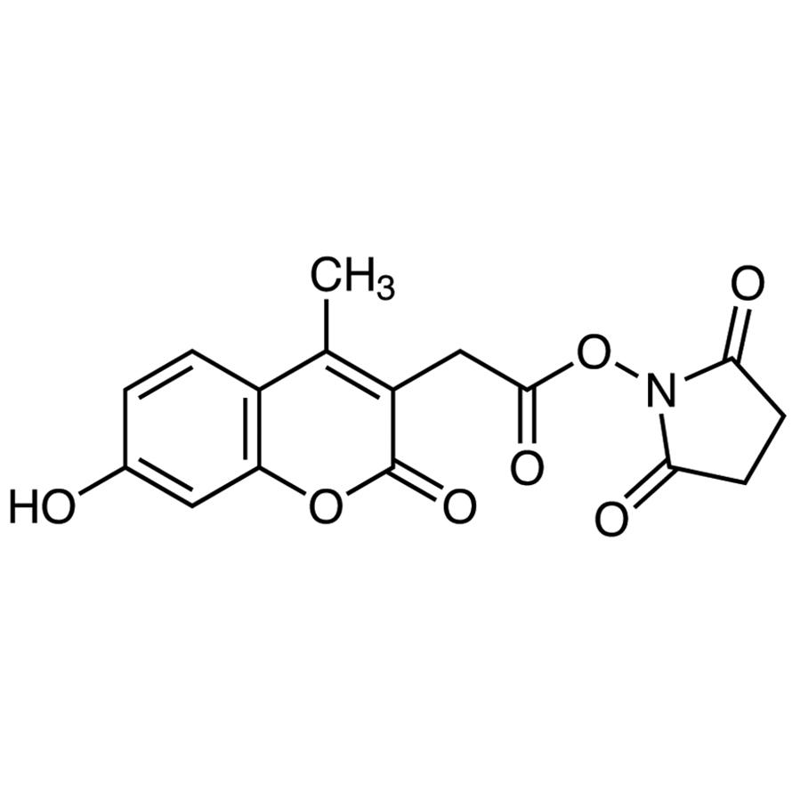 N-Succinimidyl 7-Hydroxy-4-methylcoumarin-3-acetate