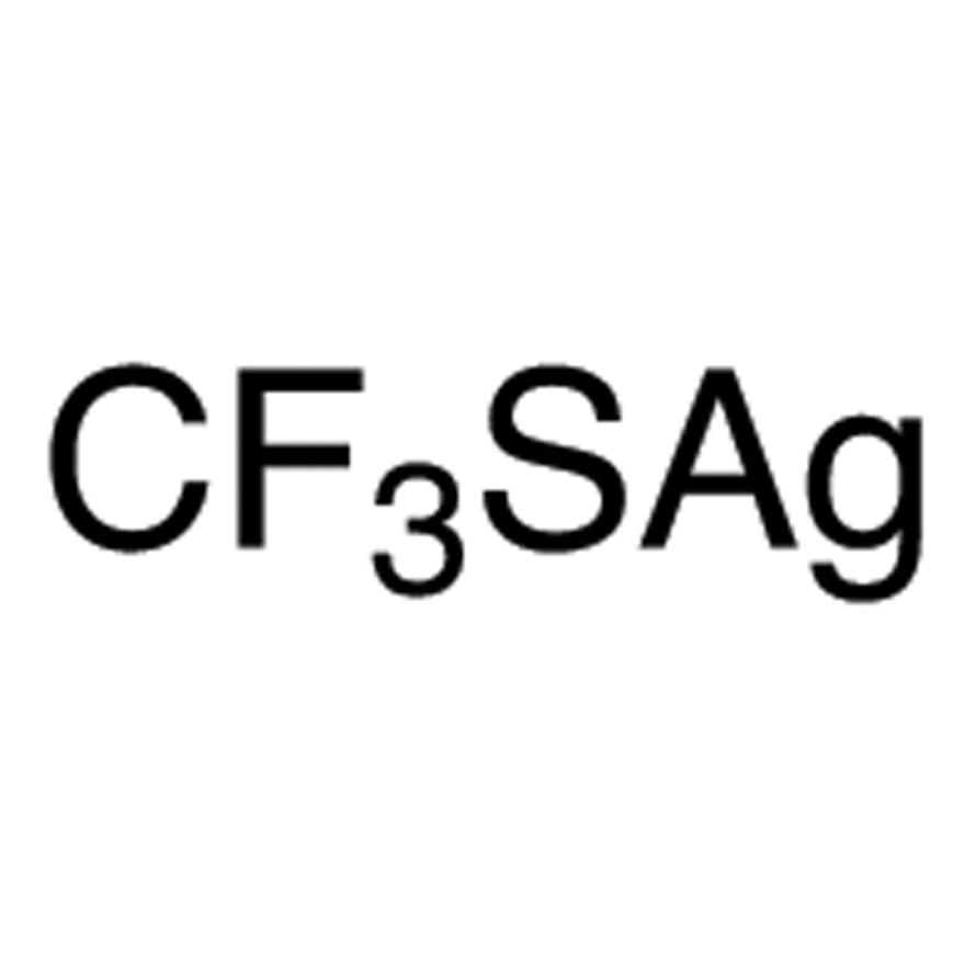 Silver(I) Trifluoromethanethiolate