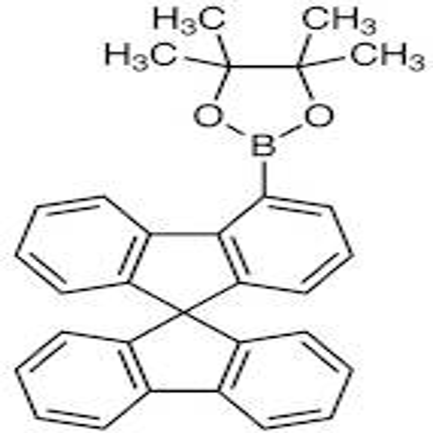 2-(9,9'-Spirobi[fluoren]-4-yl)-4,4,5,5-tetramethyl-1,3,2-dioxaborolane