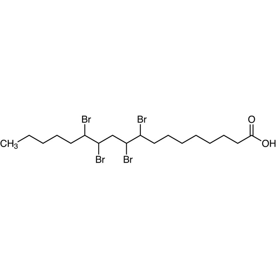 9,10,12,13-Tetrabromostearic Acid