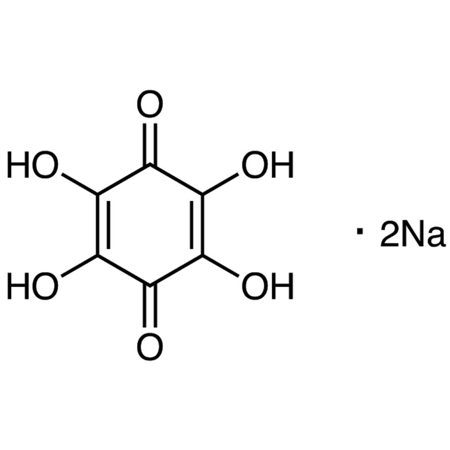 Tetrahydroxy-1,4-benzoquinone Disodium Salt