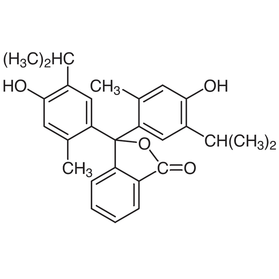 Thymolphthalein (0.1% in ca. 95% Ethanol) [for pH Determination and Titration]