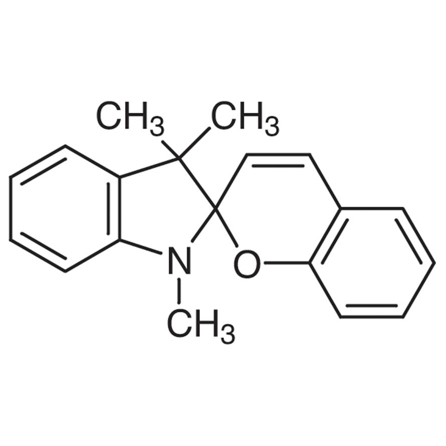 1,3,3-Trimethylindolinobenzopyrylospiran