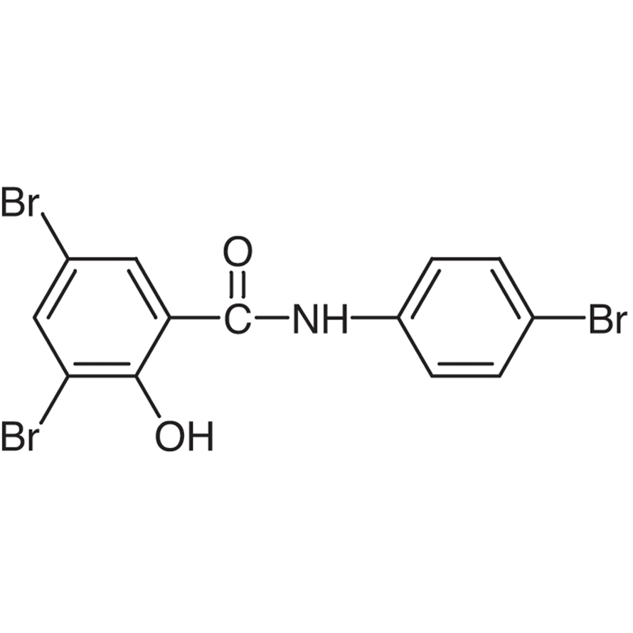 3,5,4'-Tribromosalicylanilide