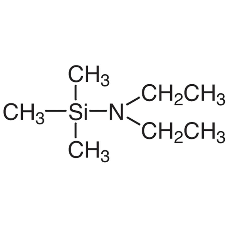 N-(Trimethylsilyl)diethylamine
