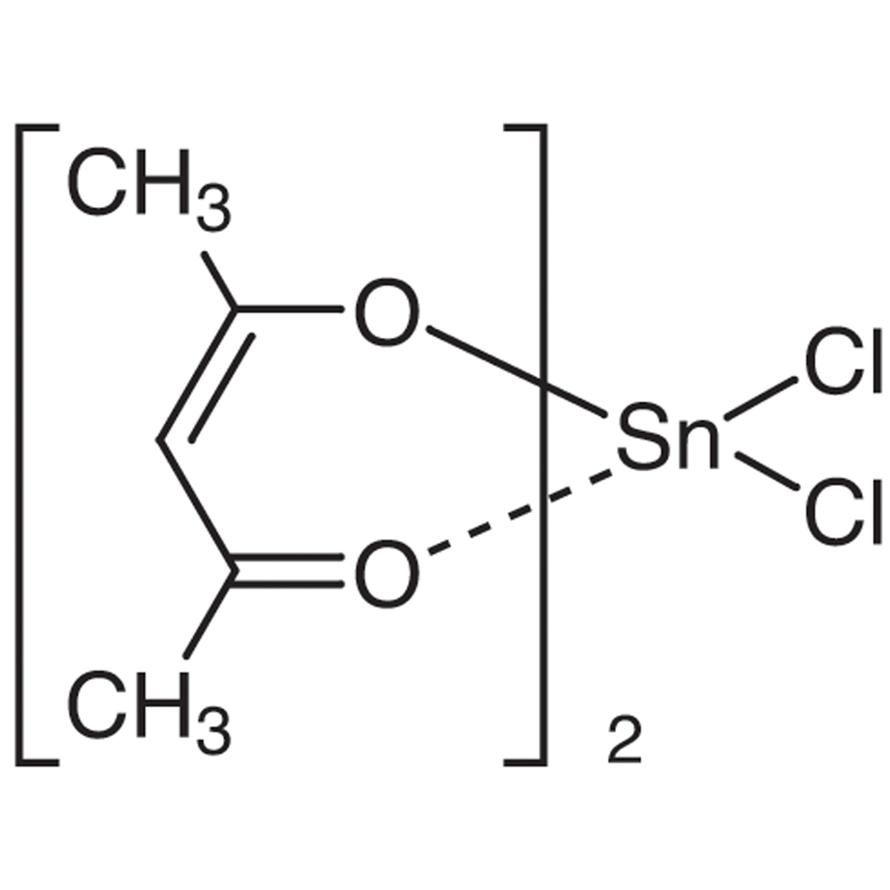Bis(2,4-pentanedionato)tin(IV) Dichloride