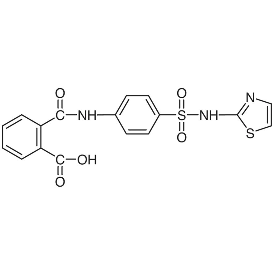 Phthalylsulfathiazole