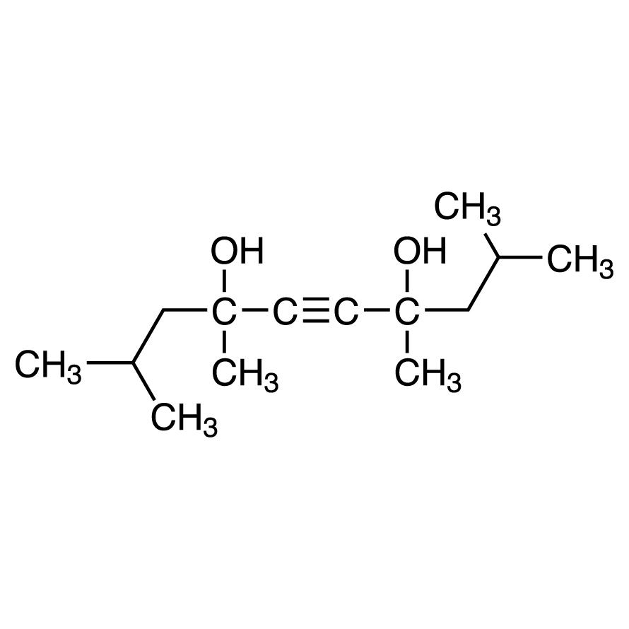 2,4,7,9-Tetramethyl-5-decyne-4,7-diol (DL- and meso- mixture)