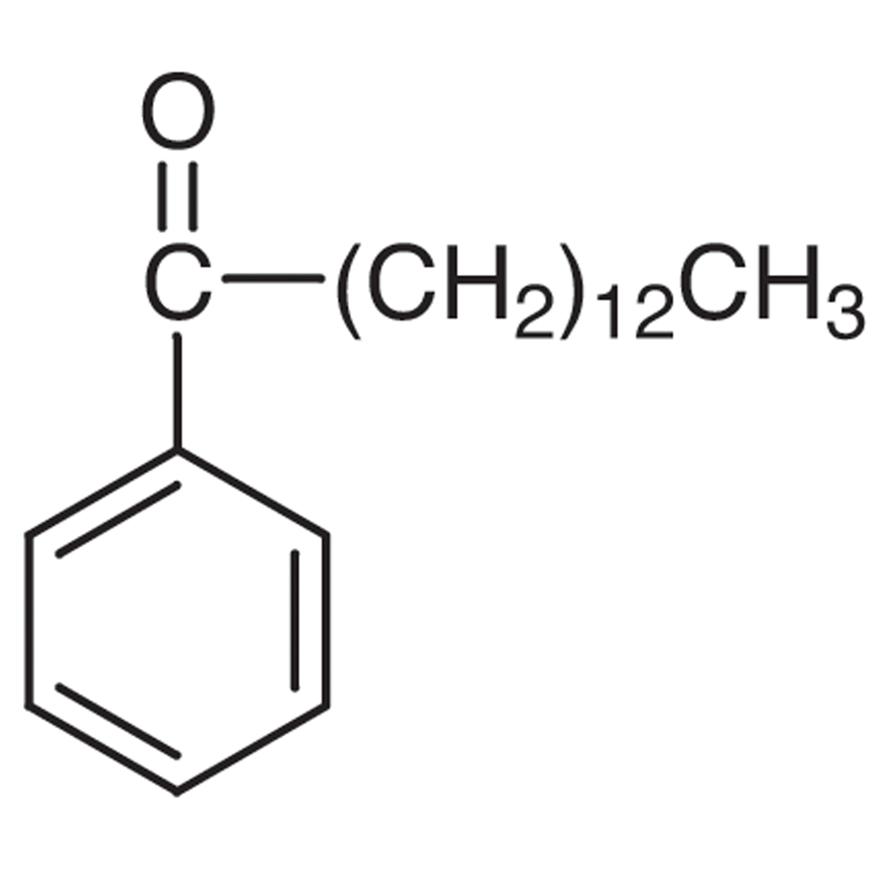 Tetradecanophenone