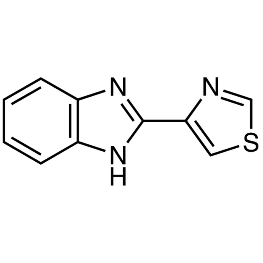 2-(4-Thiazolyl)benzimidazole