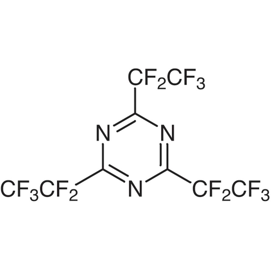 2,4,6-Tris(pentafluoroethyl)-1,3,5-triazine
