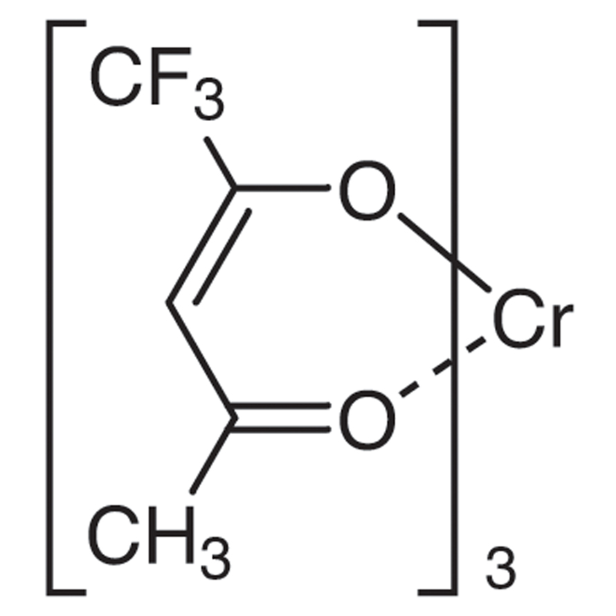 Tris(trifluoro-2,4-pentanedionato)chromium(III)