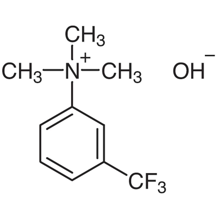 3-(Trifluoromethyl)phenyltrimethylammonium Hydroxide (5% in Methanol) [for Transesterification of Glyceride]