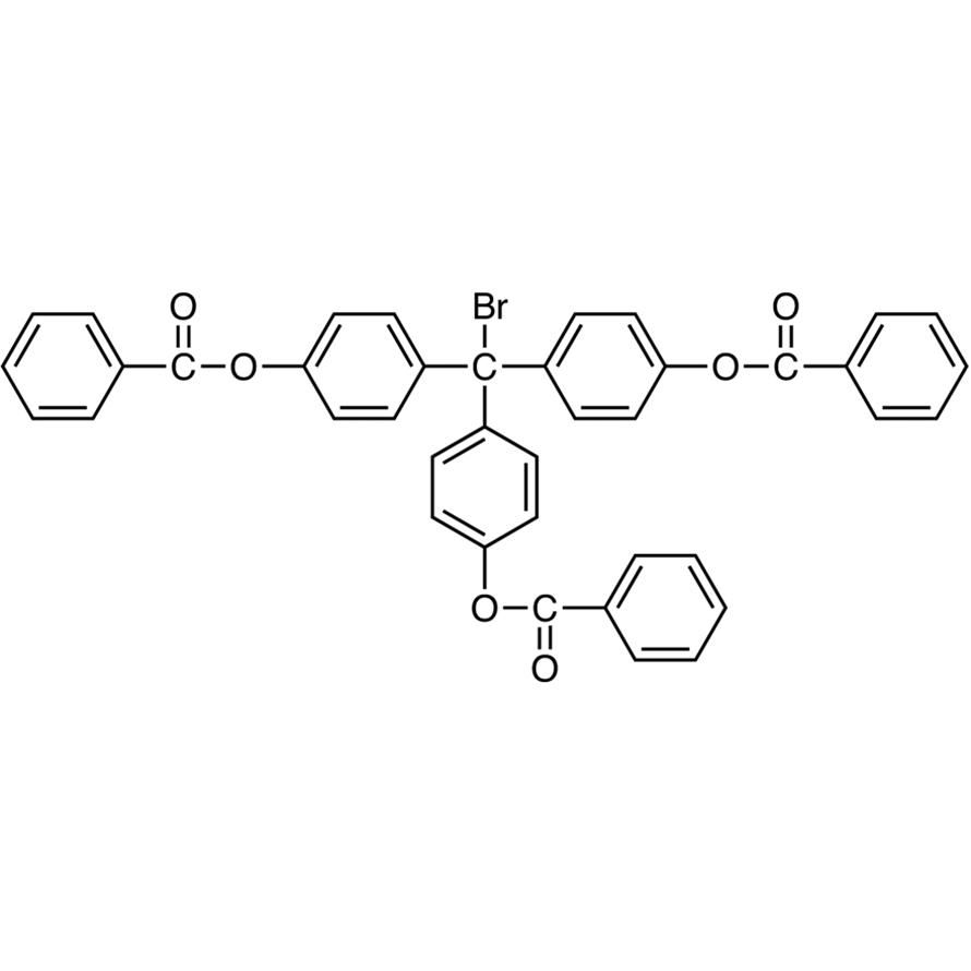 4,4',4''-Tris(benzoyloxy)trityl Bromide [Hydroxyl Protecting Agent]