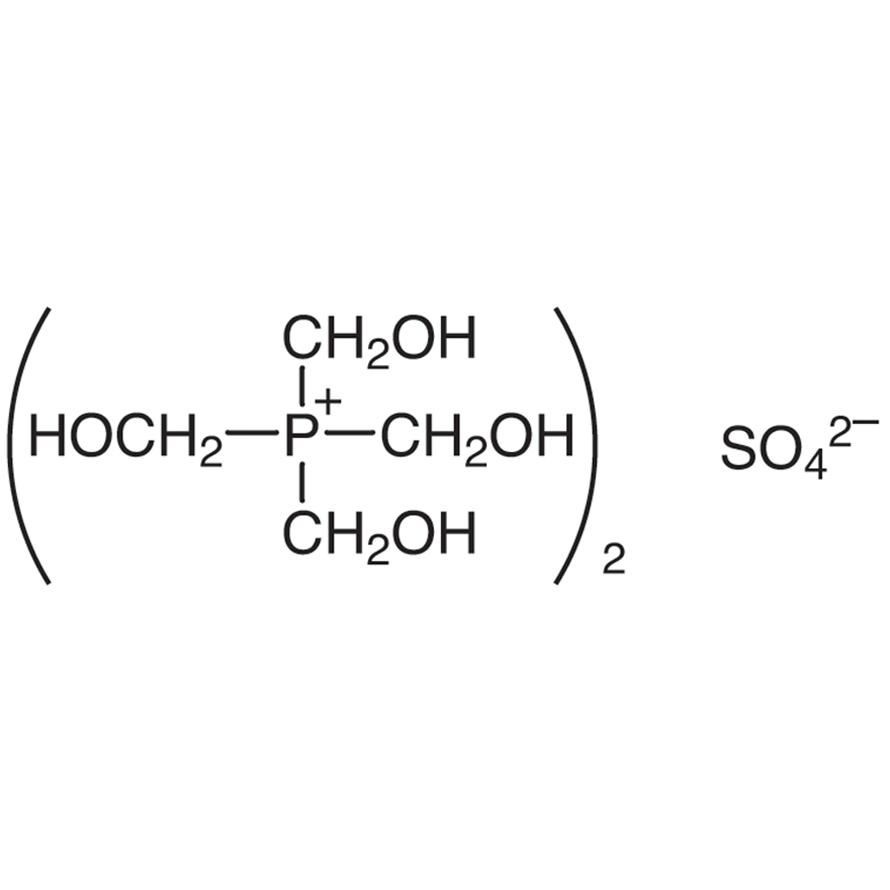 Tetrakis(hydroxymethyl)phosphonium Sulfate (ca. 70-80% in Water)