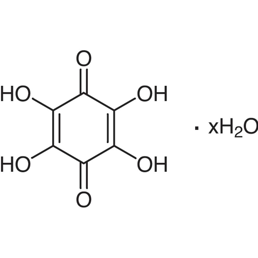 Tetrahydroxy-1,4-benzoquinone Hydrate