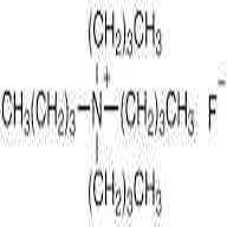 Tetrabutylammonium Fluoride (ca. 1mol/L in Tetrahydrofuran) [for Catalyst of silylation and cleavage of silyl ether]