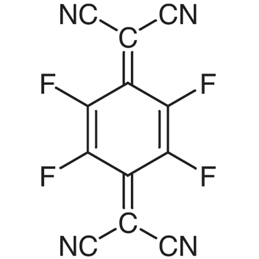 Tetrafluorotetracyanoquinodimethane (purified by sublimation) [Organic Electronic Material]