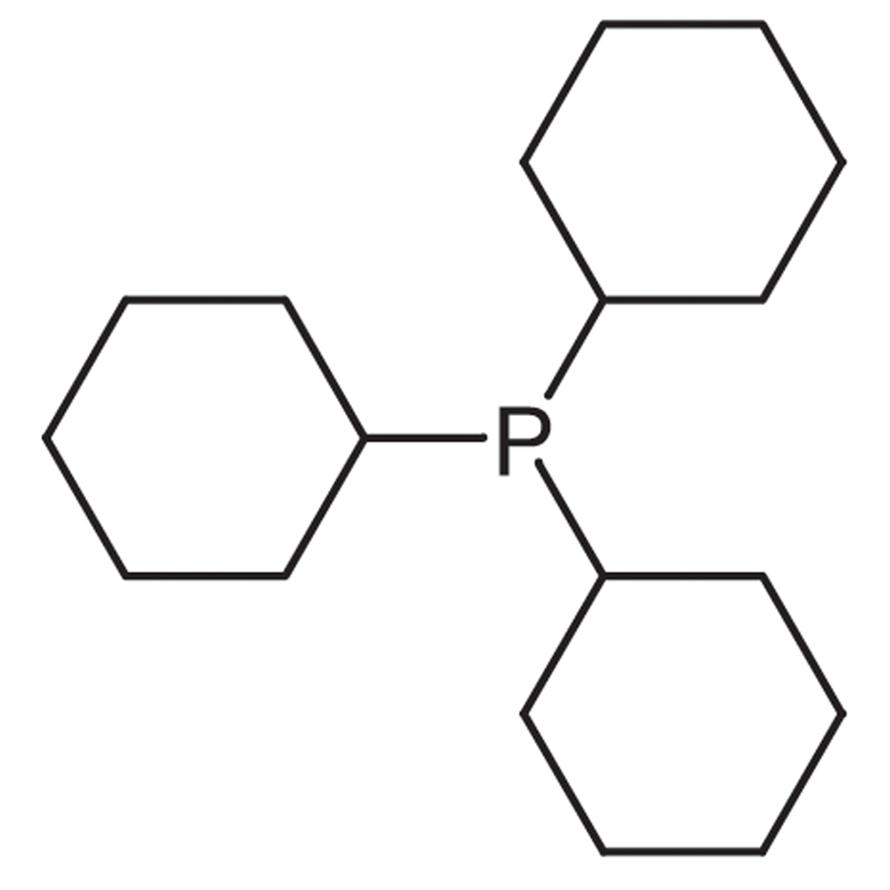 Tricyclohexylphosphine (contains Tricyclohexylphosphine Oxide) (ca. 18% in Toluene, ca. 0.60mol/L)