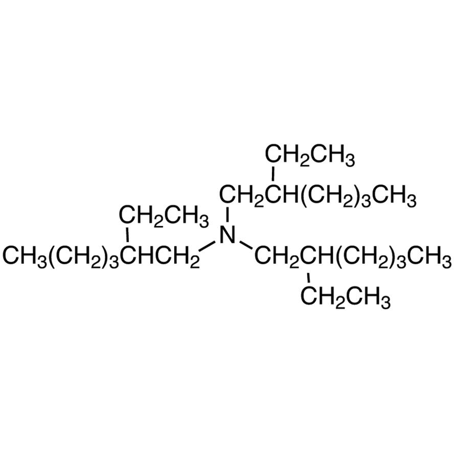 Tris(2-ethylhexyl)amine
