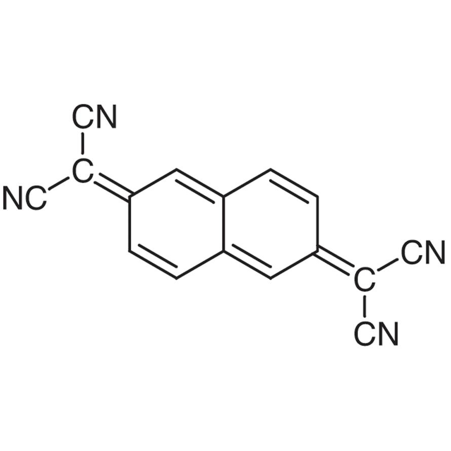 11,11,12,12-Tetracyanonaphtho-2,6-quinodimethane