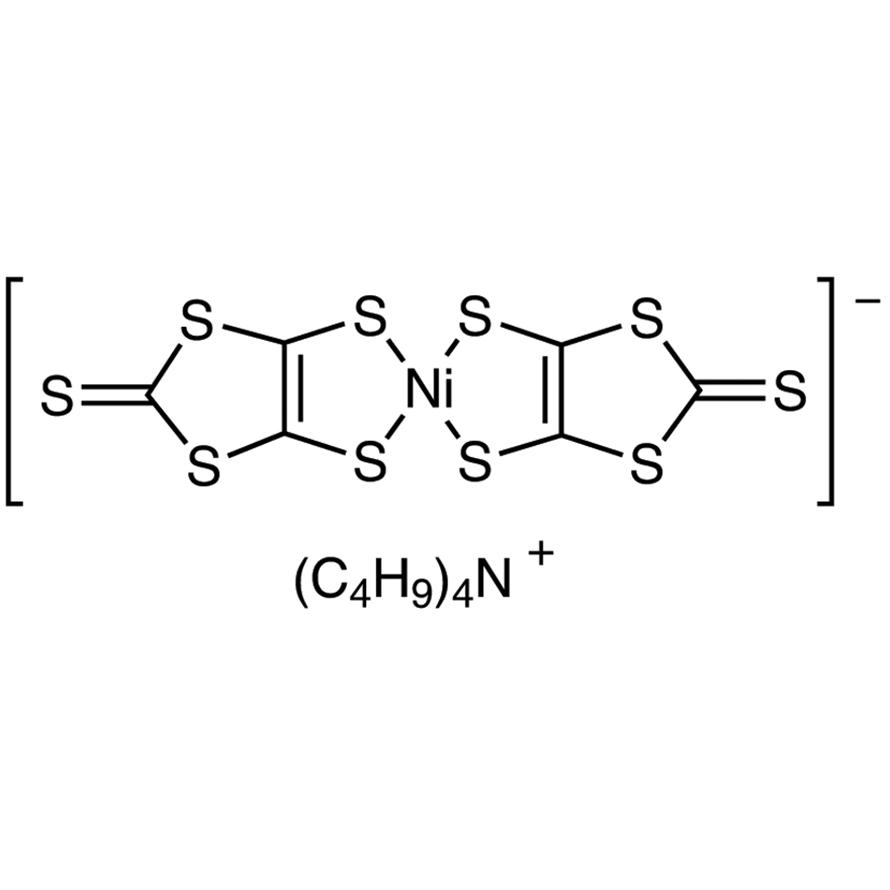 Tetrabutylammonium Bis(1,3-dithiole-2-thione-4,5-dithiolato)nickel(III) Complex