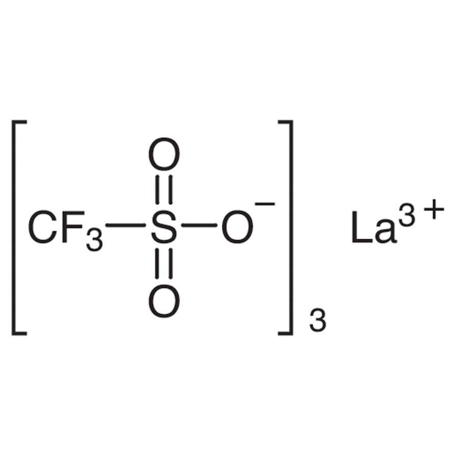 Lanthanum(III) Trifluoromethanesulfonate
