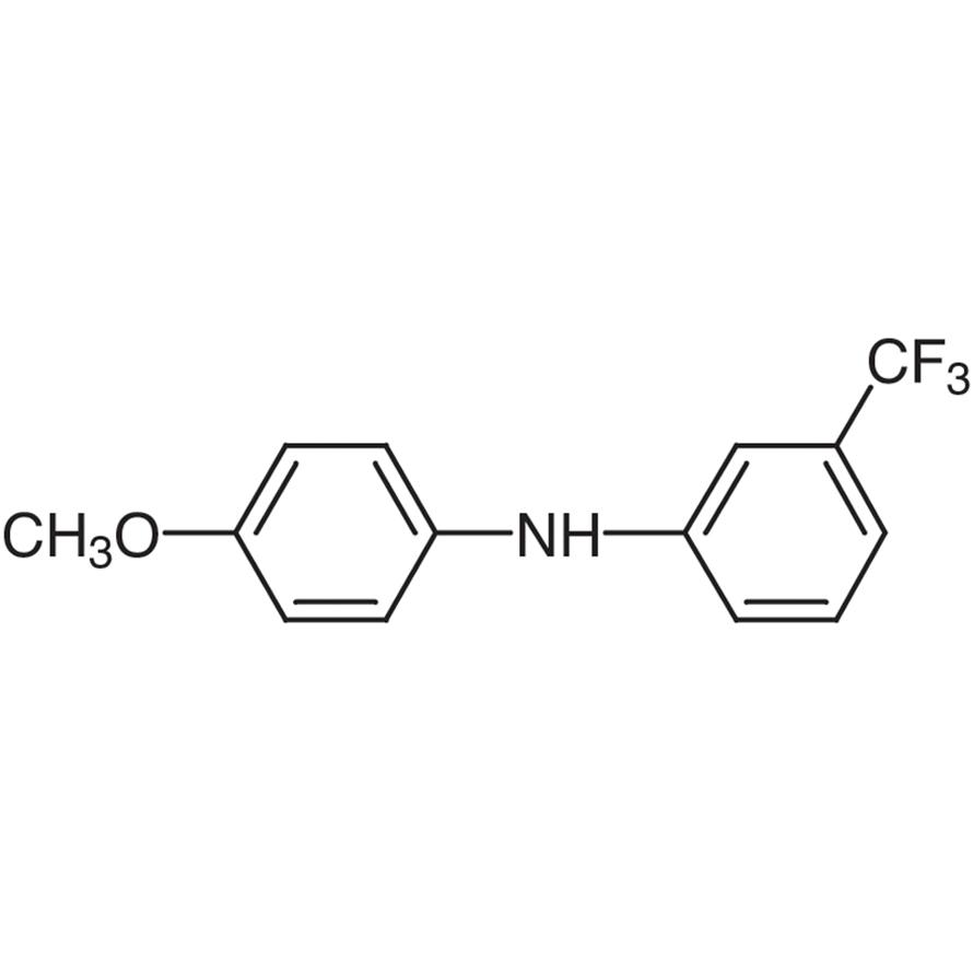 3-Trifluoromethyl-4'-methoxydiphenylamine