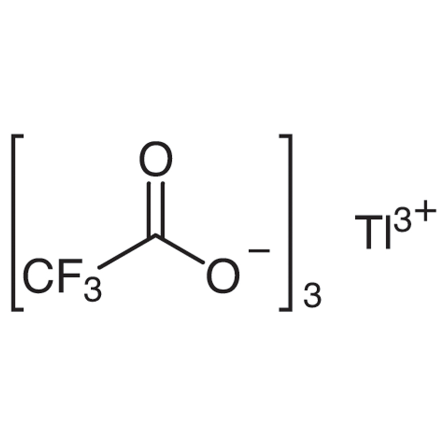 Thallium(III) Trifluoroacetate
