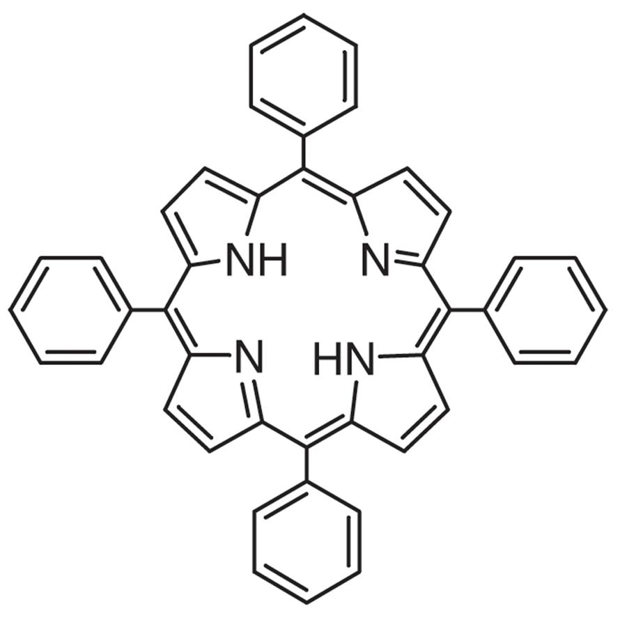 Tetraphenylporphyrin (Chlorin free)