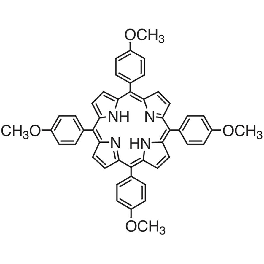 5,10,15,20-Tetrakis(4-methoxyphenyl)porphyrin