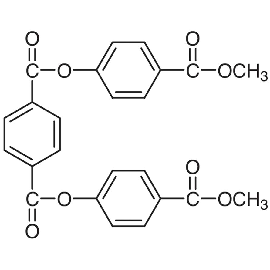 Bis(4-methoxycarbonylphenyl) Terephthalate