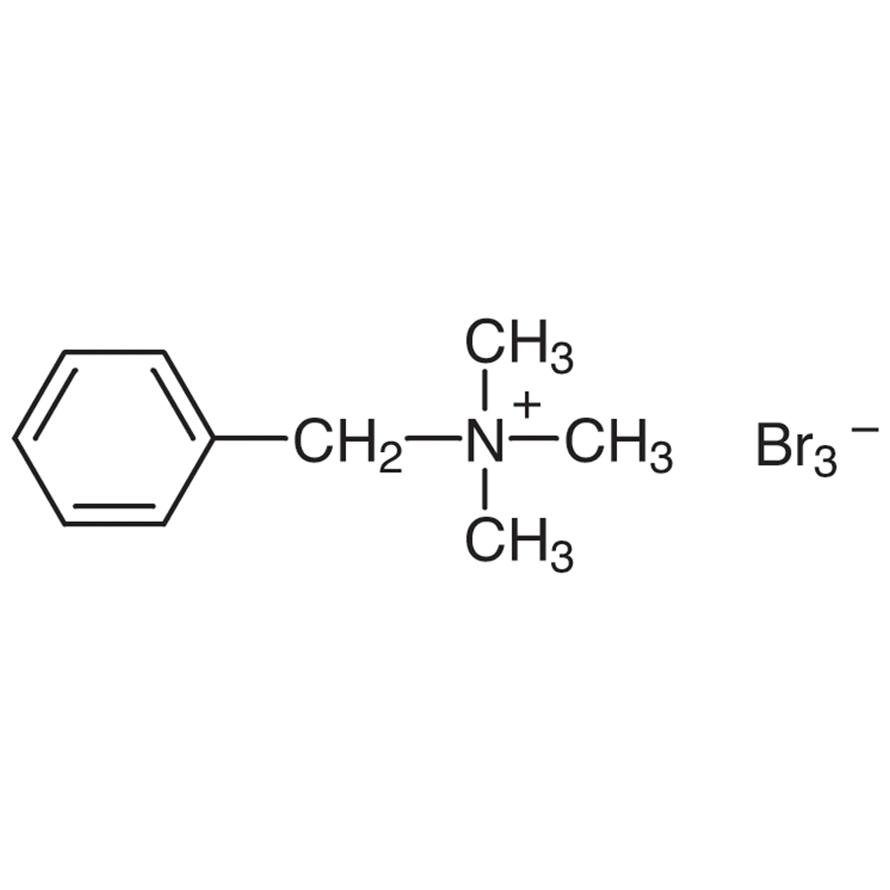 Benzyltrimethylammonium Tribromide [Brominating Reagent]