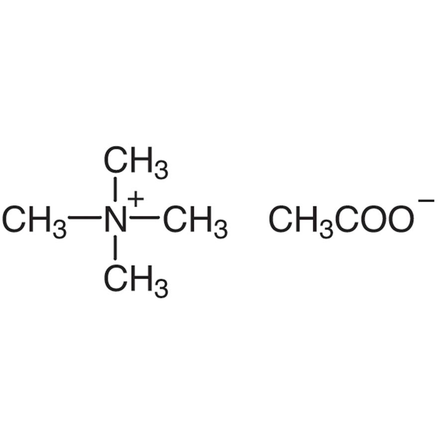 Tetramethylammonium Acetate (ca. 15% in Water)