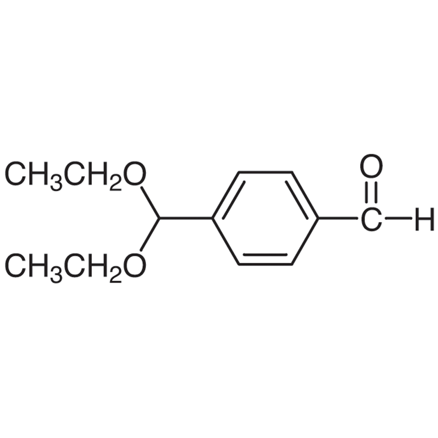 Terephthalaldehyde Mono(diethyl Acetal)