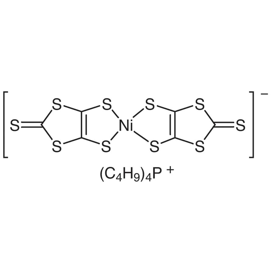 Tetrabutylphosphonium Bis(1,3-dithiole-2-thione-4,5-dithiolato)nickel(III) Complex