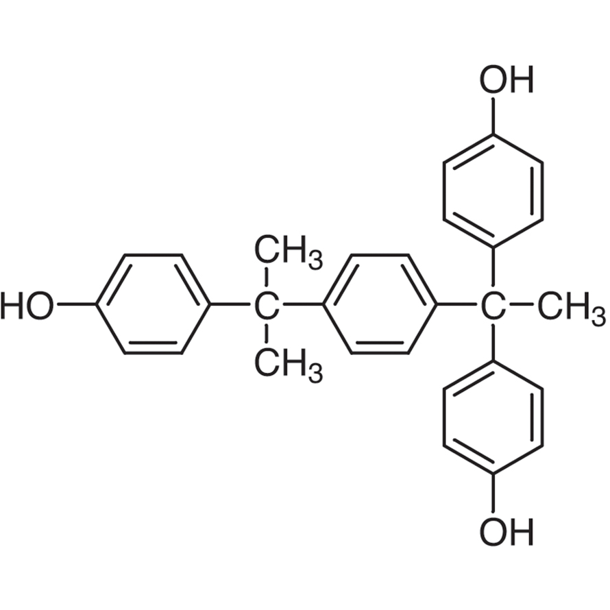 ,,'-Tris(4-hydroxyphenyl)-1-ethyl-4-isopropylbenzene