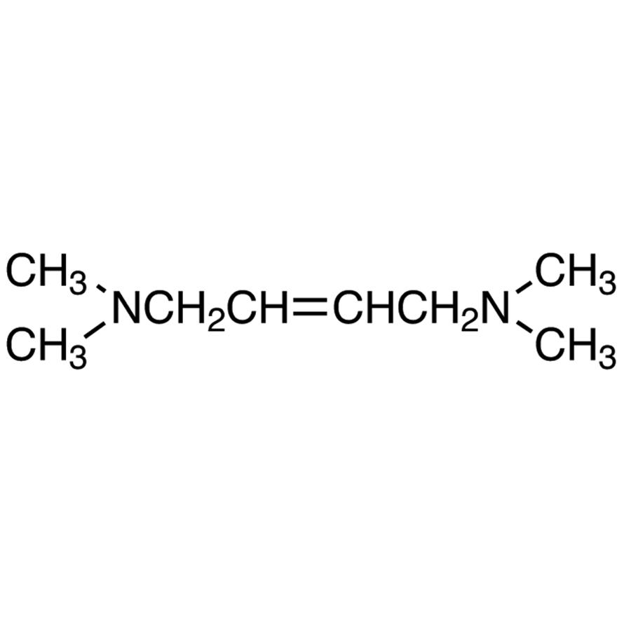 N,N,N',N'-Tetramethyl-2-butene-1,4-diamine