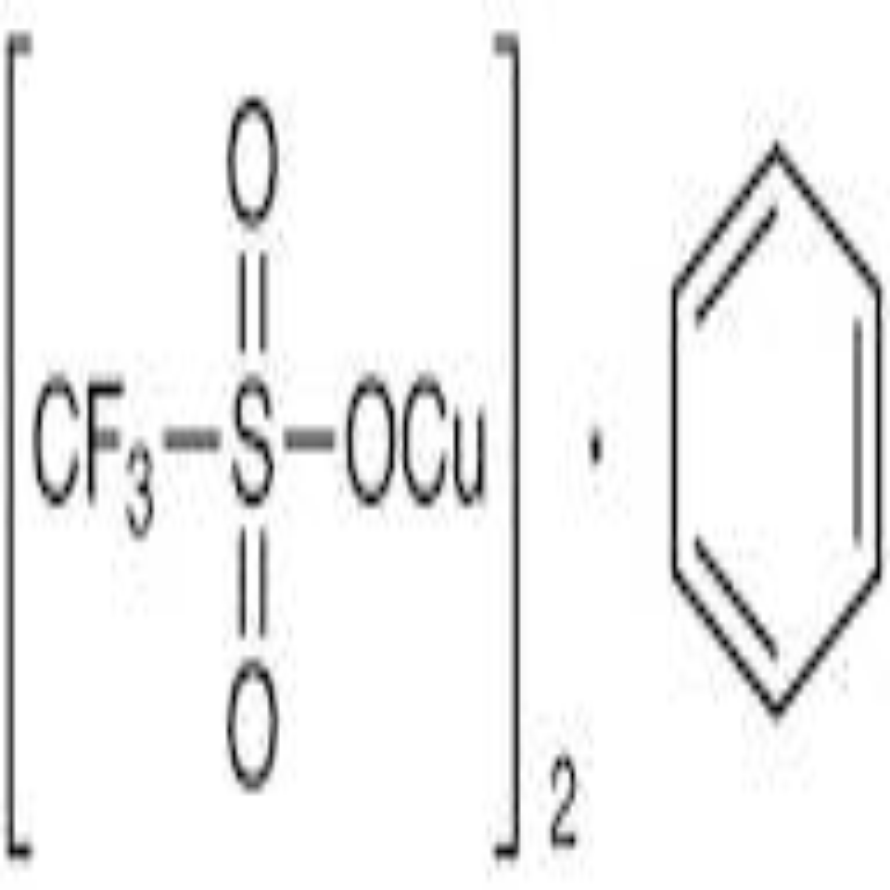 Copper(I) Trifluoromethanesulfonate Benzene Complex