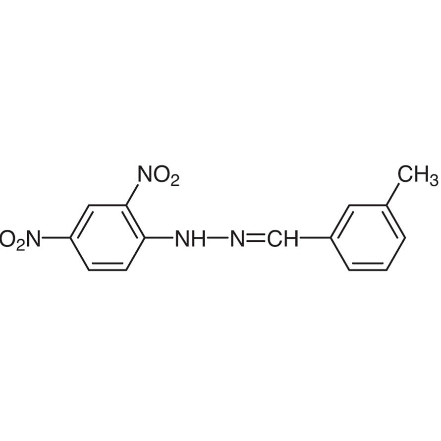 m-Tolualdehyde 2,4-Dinitrophenylhydrazone