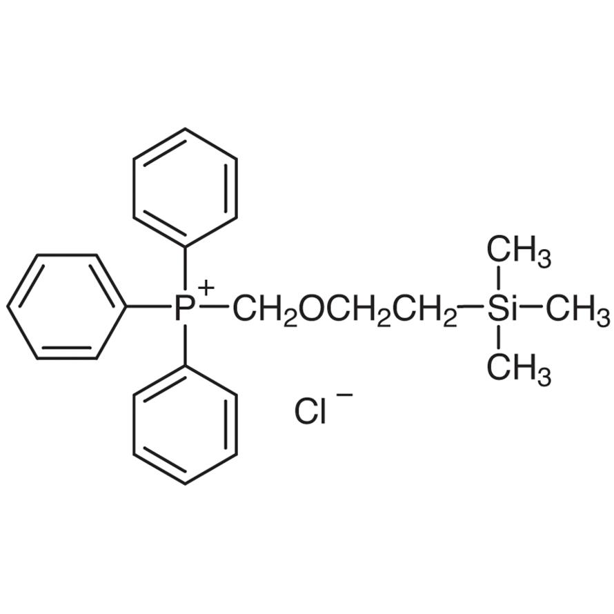 2-(Trimethylsilyl)ethoxymethyltriphenylphosphonium Chloride